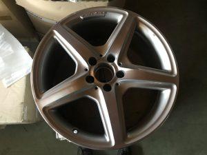 Set cerchi lega AMG R18 per CLS C218 - OEM: A2184011502 A2184011402
