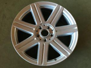Cerchio in lega R18 anteriore per Crossfire - OEM: 05097969AA