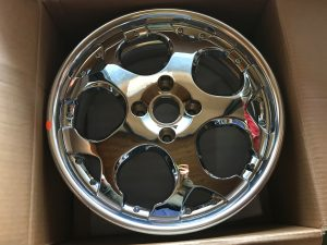 Cerchio in lega R18 per Chevrolet Epica - Codice OEM: 96639870