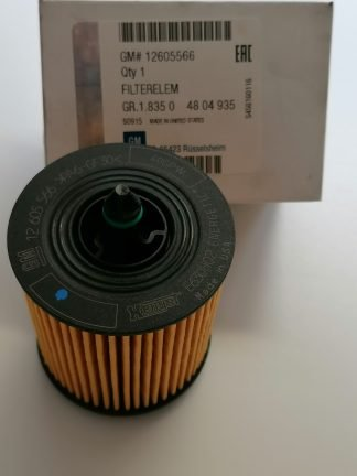Filtro olio per Astra 2200cc - OEM 12605566 - 4804935