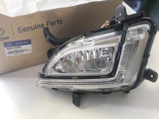 Fendinebbia anteriore sinistro per Tucson II - Codice OEM Hyundai: 92201D7600