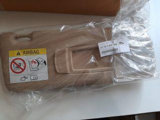 Aletta parasole BMW Serie X3 F25 X4 F26 - codice OEM 51167403560