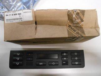 Comando climatizzatore per bmw serie 3 e46