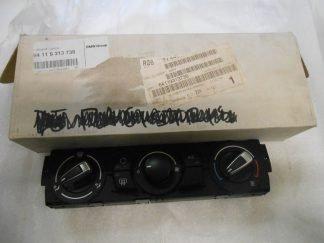 Comando climatizzatore per bmw serie 3 e90 - e91