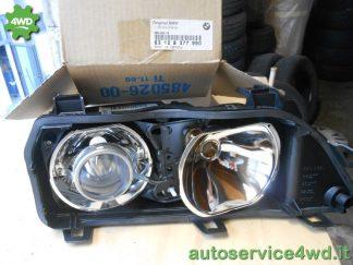 ALLOGGIO FARO CON GRUPPO OTTICO DX BMW - Codice 63128370894