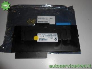 CENTRAL BOX CONNESSIONE ELETTRON 3 BMW - Codici 61356992424 - 61359393675 - 61359384222 - 61359350363
