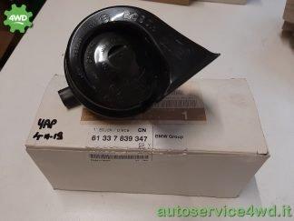 CLACSON TROMBA per BMW - Codice 61337835736