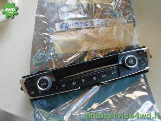 COMANDI CLIMATIZZATORE per BMW - Codice 64119363545